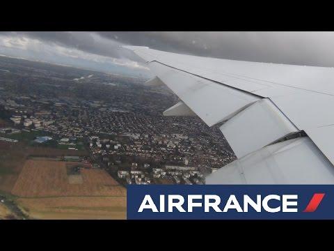 [HD] Décollage 777-300ER Air France Orly / Fort-de-France