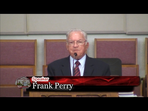 2017 02 05  Frank Perry Special  2016 10 26