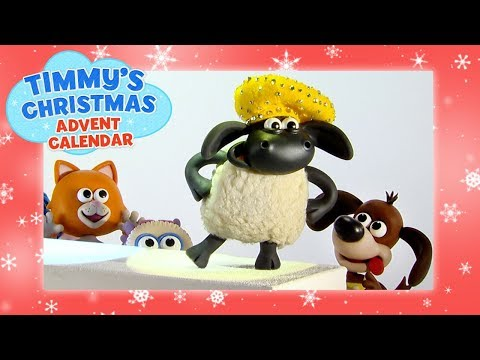Day 2 | Christmas Advent Calendar | Timmy Wants the Beret | Timmy Time