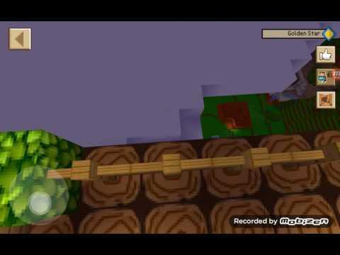 Играем в не настоящий Minecraft