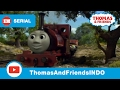 Kereta Thomas & Friends Indonesia   Thomas Mengambil Peranan - Bagian 1