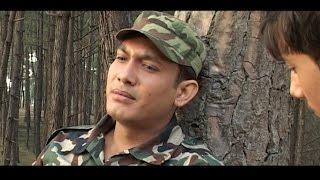 नेपाली फिल्म  लडाई को लाहुरे Nepali Movie Ladaiko Lahure by ratna baniya
