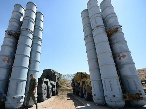 Putin's MOST FEARED S-400 Missiles ready & waiting for Turkish F-16s