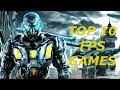 TOP 10 Best FPS (First Person Shooter) Games for android/iOS 2016