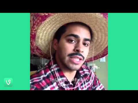 Juan's Greatest Song Parody Vines Compilation - David Lopez