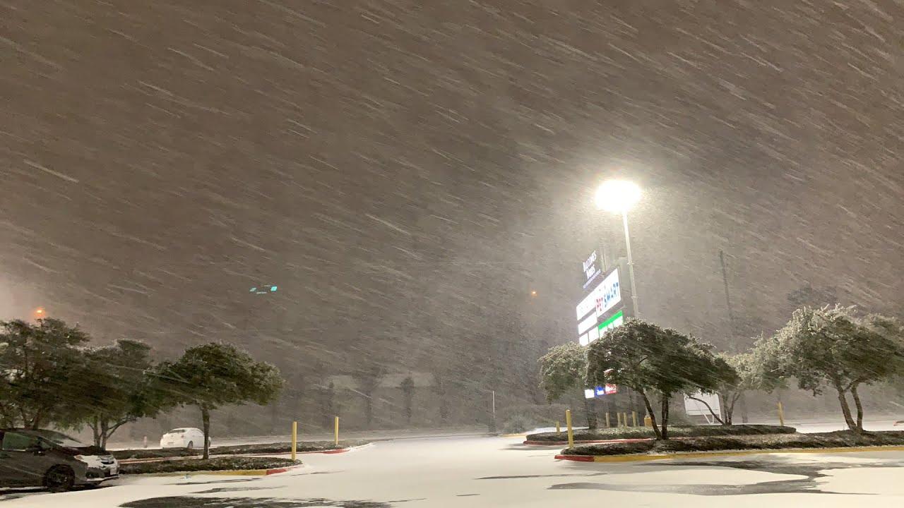 Historic Winter Storm in Austin, TX
