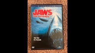 Talon's 20 Second Film Review: Five Reasons to Watch JAWS 4