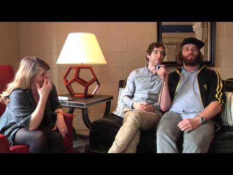 Thomas Middleditch and TJ Miller roll out laughs for Silicon Valley at SXSW 2014