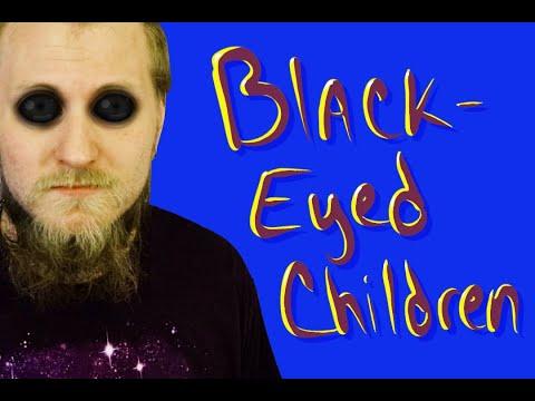 Urban Legends : Black Eyed Children!