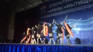 """Танец Искры Шоу Балет """"Нежность"""" Продолжение"""