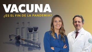 ¿La vacuna del coronavirus es segura? con el Dr. Esper Kallas