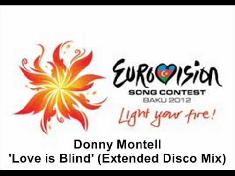 Donny Montell - Love is Blind (Extended Disco Mix)