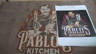 """Pablo's kitchen"" end grain cutting board"