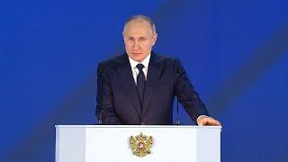 Послание Владимира Путина уже в работе у министров и парламента.
