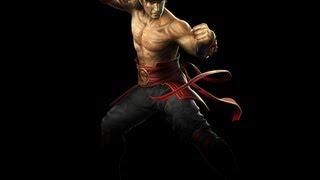 Mortal Kombat 9 - Liu Kang обучение + комбо