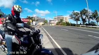 Hrcp Ride to Balayan Batangas Hidden resort 11/23/2014 part1