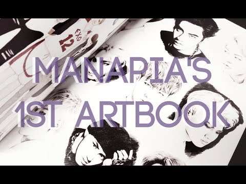 Exo Artbook Reminiscence by manapia