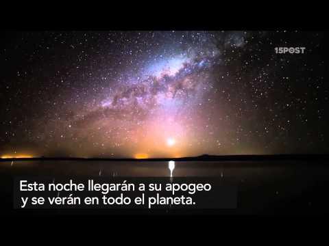 Esta noche, lluvia de estrellas en todo el planeta - 15POST