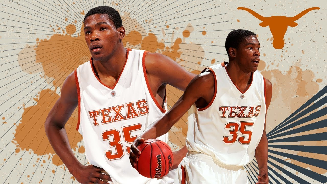 sports shoes 18216 69abe Kevin Durant's Texas mixtape | College Basketball Highlights