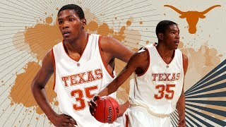 Kevin Durant's Texas mixtape | College Basketball Highlights