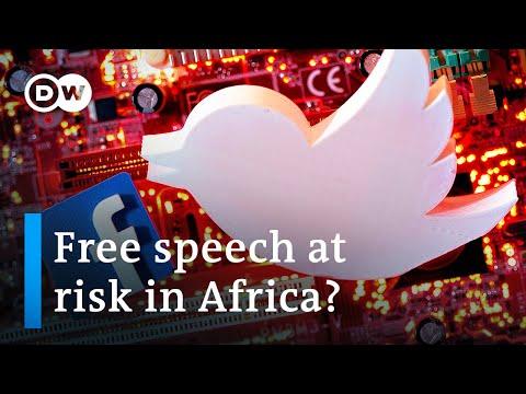 Africa's internet & social media bans: Censorship or public service? | DW News