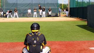 Jen-Lei Liao Pittsburgh Pirates RHP from Taiwan