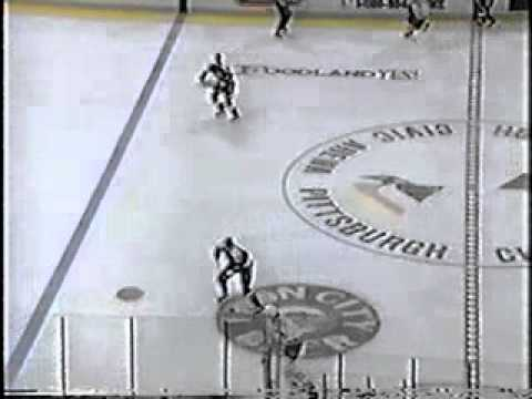 Mario Lemieux 7 Point Game 11/1/95