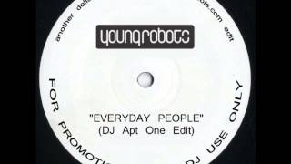 Mary J Sly - Everyday People (DJ Apt One Edit)
