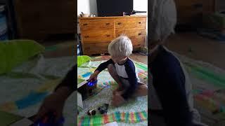 Youtube kids Kai's car race