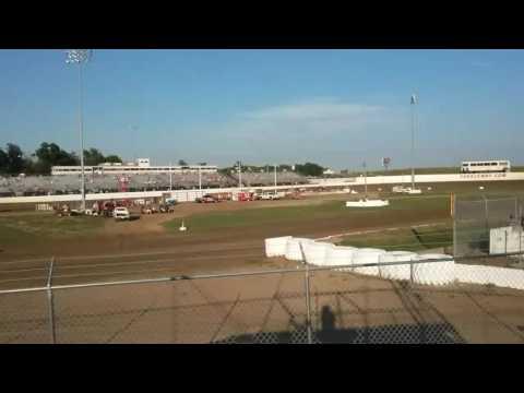 34 Raceway - Heat Race -  7/15/17