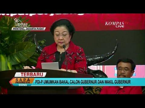 PDI-P Usung Herman HN-Sutono Di Pilgub Lampung