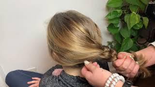 Beginners Easy Hair Braid
