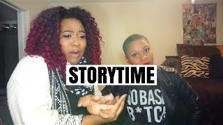 STORYTIME | STRANDED AT THE WINGSPOT