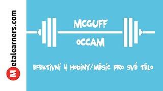 4 hodiny pro své tělo za měsíc (Occam/McGuff)