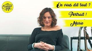 Portrait Marie Houlonne co-fondatrice de destination Camping-car | vlog