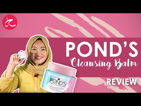 POND'S Cleansing Balm Review (Indonesia)