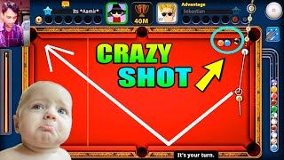 8 Ball Pool- All In 40M - SHOT OF THE CENTURY HAS BEEN MADE [Solar System Cue]