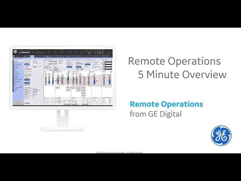 Remote Operations: Overview