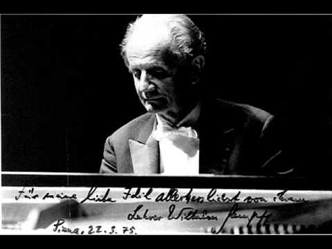 KEMPFF plays BEETHOVEN Sonata No 23 Op.57 Appassionata COMPL