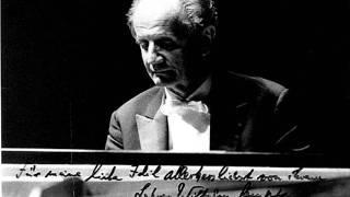 KEMPFF plays BEETHOVEN Sonata No 23 Op.57 Appassionata COMPLETE (1960)