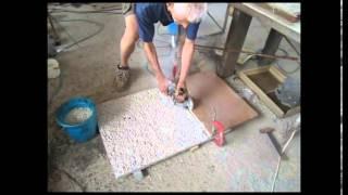 Как построить дом своими руками и как залить плиту своего размера.