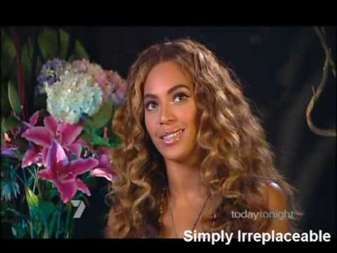 New Beyonce Interview on Today Tonight Part 2
