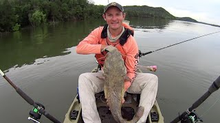 Catching Catfish in Tough Fishing Conditions