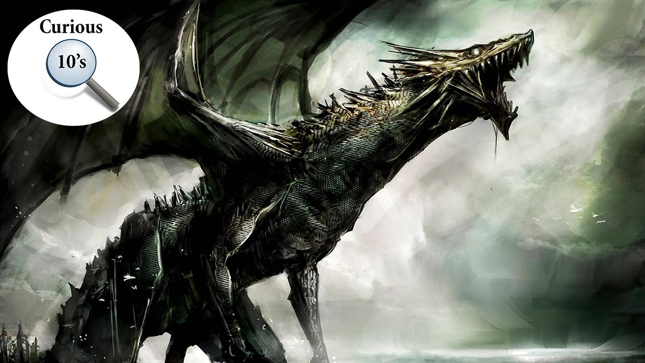 10 mythological creatures that may have actually existed youtube