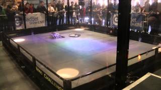 The 2013 UK FW Championships: Group B - Galactus vs Trouble Starter 3 vs Beauty 7