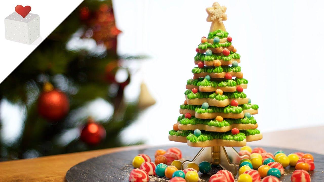 Best 28 arbol de navidad con galletas 193 rbol de navidad de galletas para decorar con - Pequeocio navidad ...