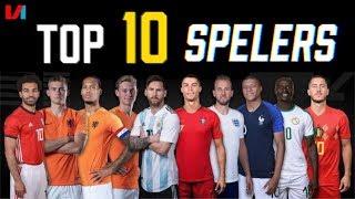 FIFA Top 10: Nederland Domineert met Frenkie, De Ligt & Virgil van Dijk!