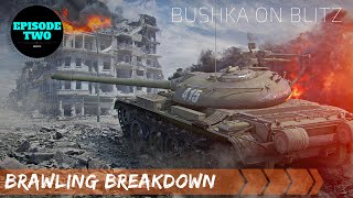 World of tanks Blitz Brawling Breakdown Part 2 Featuring the 62A obj140 and Ru251 thumbnail