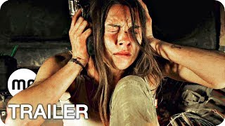 Hostile Trailer Deutsch German Exklusiv (2018)