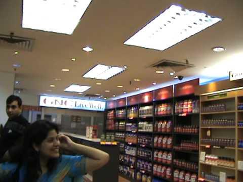 In a Electronic Shop,Kualalampur,Malaysia
